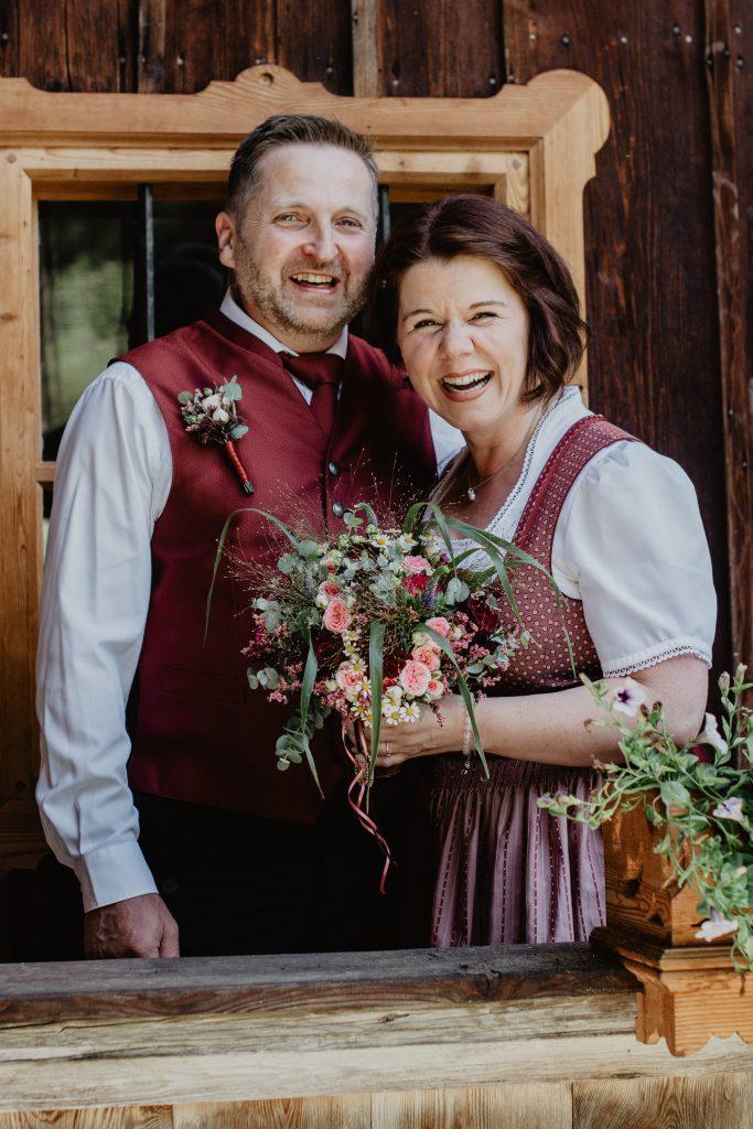 Berge, Liebe, Hochzeit, Tirol,