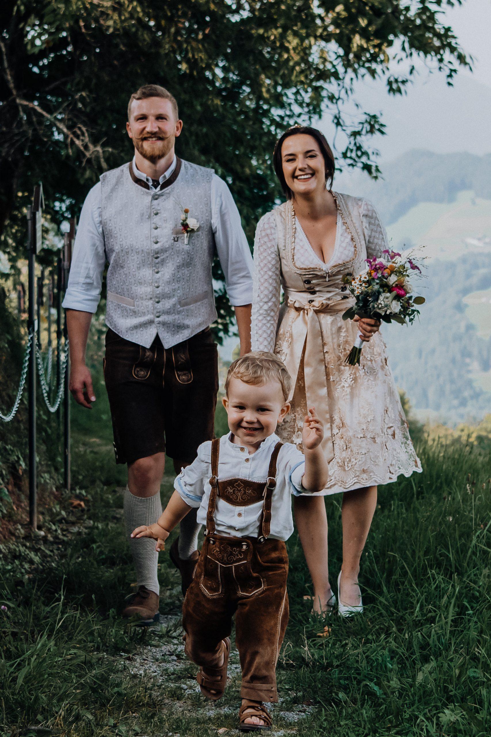 Elopement, Berge, Tirol, Hochzeit, Urlaub